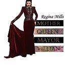 Regina Mills: Queen by generalbubbyy