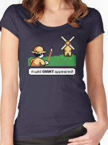Mon Quixote Women's Fitted Scoop T-Shirt