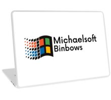 Michaelsoft Binbows Laptop Skin