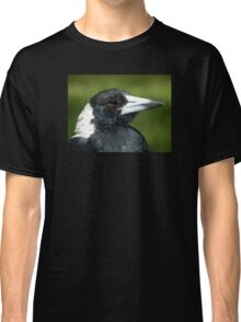 Stripey the Magpie Classic T-Shirt