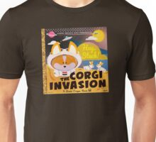 Corgi Invasion - Oregon Beach Day Unisex T-Shirt