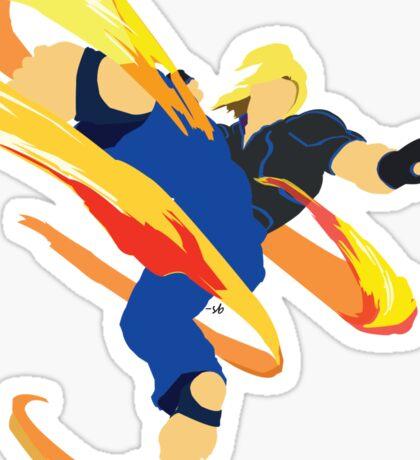 Ken SFV 2 Sticker