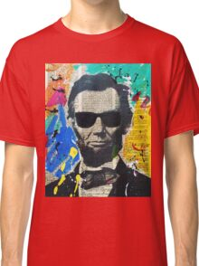 Cool Abraham Lincoln Classic T-Shirt