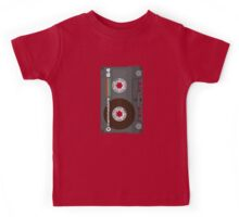 Commodore 64 Cassette Tape Kids Tee