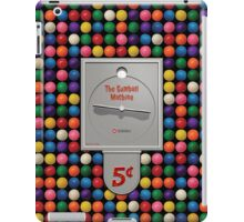 The Gumball Machine iPad Case/Skin
