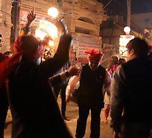 Wedding celebration by Raghu Bharadwaj