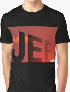 Sunset in America Graphic T-Shirt