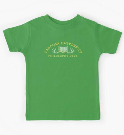Carcosa University Kids Clothes