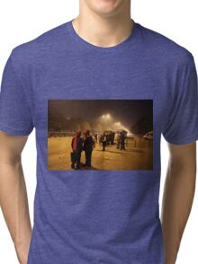 Wedding Crowd Tri-blend T-Shirt
