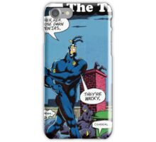 The Tick iPhone Case/Skin