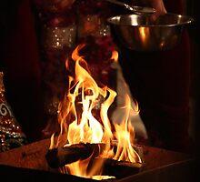 Sacred Fire by Raghu Bharadwaj
