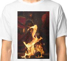 Indian Fire Rituals Classic T-Shirt