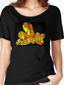 God Speed Women's Relaxed Fit T-Shirt