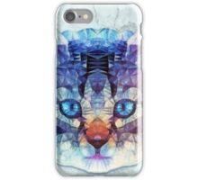 abstract kitten iPhone Case/Skin