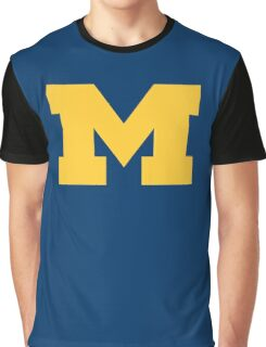 Michigan Graphic T-Shirt