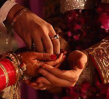 Indian Wedding by Raghu Bharadwaj