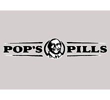 Pop's Pills Photographic Print