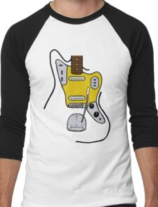 Fender Jaguar Men's Baseball ¾ T-Shirt