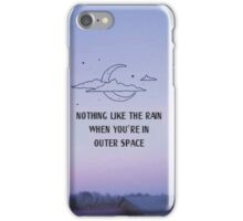 Outer Space/Carry On iPhone Case/Skin