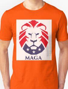 MAGA trump logo Unisex T-Shirt