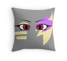 Roxy Eye Makeup Throw Pillow