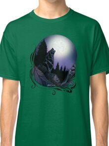 Howling Wolf (Signature Design) Classic T-Shirt