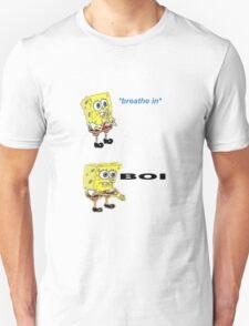 Breathe in... BOI Unisex T-Shirt