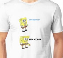 Breathe in... BOI Unisex T-Shirt