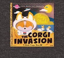 4th Annual Corgi Beach Day  Unisex T-Shirt