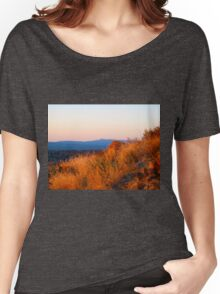 Sunset Over Albuquerque 1 Women's Relaxed Fit T-Shirt