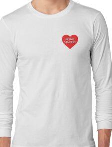 Bernie Sanders Long Sleeve T-Shirt