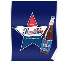 Patriot Cola Poster