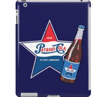 Patriot Cola iPad Case/Skin