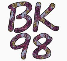 brooklyn '98, flowers One Piece - Short Sleeve