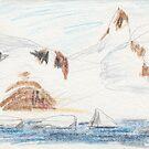 Culverville Island by John Douglas
