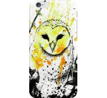 Watcher - Yellow iPhone Case/Skin