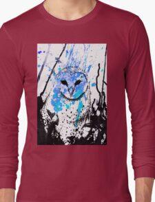 Watcher - Blue Long Sleeve T-Shirt