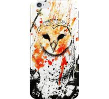 Watcher Original iPhone Case/Skin