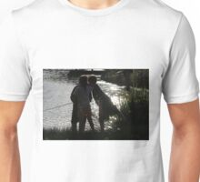 Children are a gift from the LORD; they are a reward from him.  Psalm 127:3 Unisex T-Shirt
