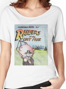 Raiders of the Lost Park Women's Relaxed Fit T-Shirt