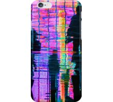 Commuter Abstract iPhone Case/Skin