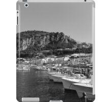Capri, Italy iPad Case/Skin