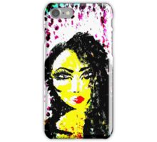 Hard Mix Work iPhone Case/Skin