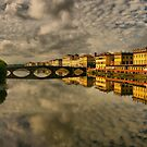 Florence Afloat by Barbara  Brown