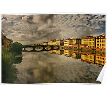 Florence Afloat Poster