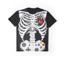 Gaming Is Life [Xbox1] Graphic T-Shirt
