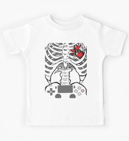 Gaming Is Life [PS4] Kids Tee