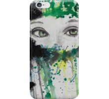Eyes Never Forget iPhone Case/Skin