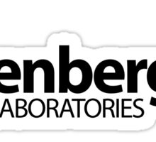 Heisenberg Laboratories Sticker