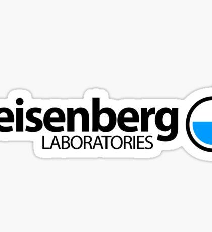 Heisenberg Laboratories Sticker